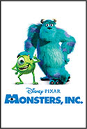 Movie Night Edgewood Borough PA - Monsters Inc